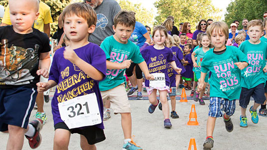 Run for Gus Runners
