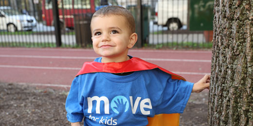 Move for Kids