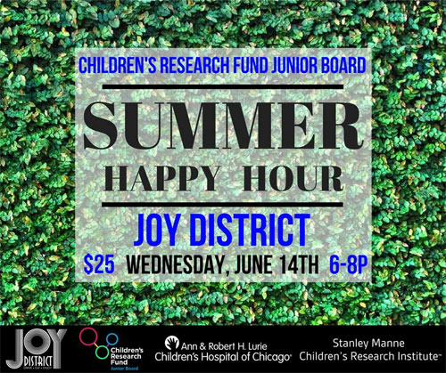 Summer Happy Hour Invite
